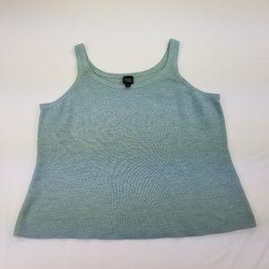 Eileen Fisher 2X Women's Cami Shell Top Merino3115